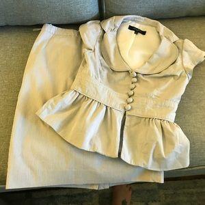 Nine West business Suit size 2